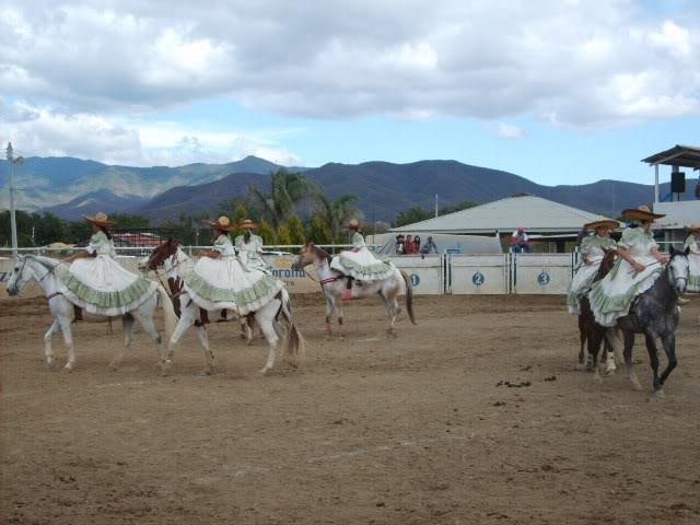 Rodeo in Tlalixtac