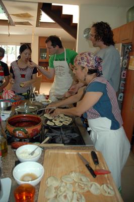 La Casa de los Sabores Cooking School