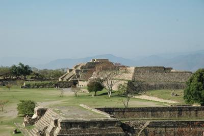 Monte Alban (Zapotec Site)